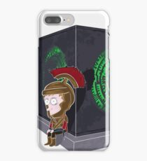 Waiting for a mad girl with red hair iPhone 7 Plus Case