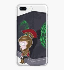 Waiting for a mad girl with red hair iPhone 8 Plus Case