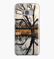 Winter Trestle Samsung Galaxy Case/Skin