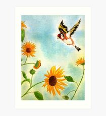 Summer Afternoon Art Print
