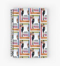 Movie Poster Merchandise Spiral Notebook