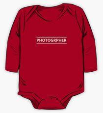 Photographer (Useful Design) Kids Clothes