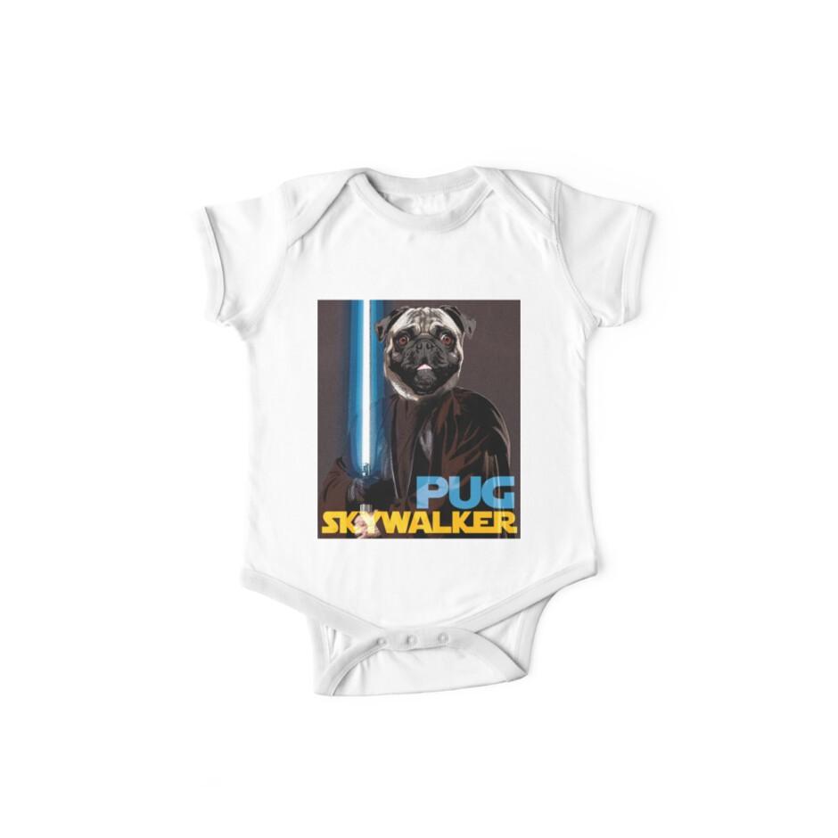 «Pug Skywalker» de julcenei