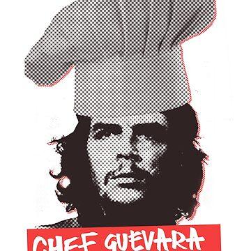 Chef Guevara by julcenei