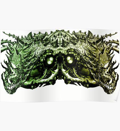 Technica Creature [Digital Illustration] Poster