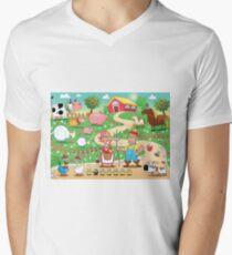 Animal farm Men's V-Neck T-Shirt
