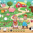 Animal farm by kidshop