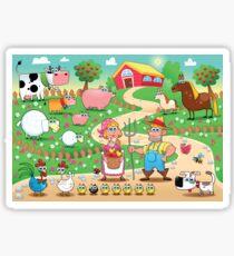 Animal farm Sticker