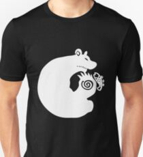 The Seven Deadly Sins - The Grizzly Sin of Sloth (White) Unisex T-Shirt
