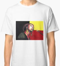 Nina Simone Painting Classic T-Shirt
