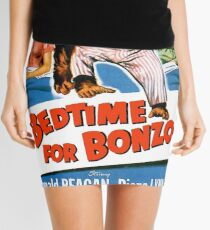 Movie Poster Merchandise Mini Skirt