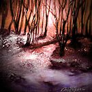 Snow in the Forest by Cherie Roe Dirksen