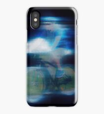 Riding is fun Enjoy life with a bicycle iPhone Case/Skin