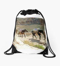 Equine Enterprise Drawstring Bag