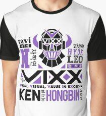 VIXX Collage Graphic T-Shirt