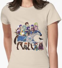 Fire Emblem Awakening - Frederick's Daycare Service Women's Fitted T-Shirt