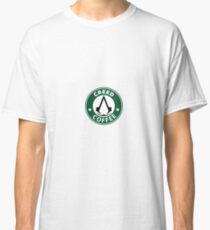Creed Coffe  Classic T-Shirt