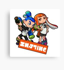 Team Inkling Canvas Print