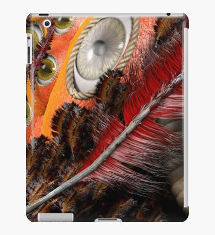 all eyes on you iPad Case/Skin