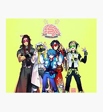 DRAMAtical Murder - Five Guys Photographic Print