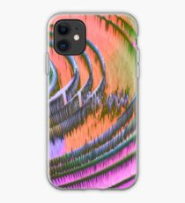 pastell right iPhone Case