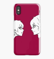 """""""Angels"""" by the xx iPhone Case/Skin"""