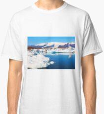 Jökulsárlón, Iceland Classic T-Shirt