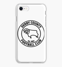derby county iPhone Case/Skin