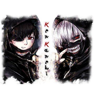 Ken Kaneki Ghoul by Hyukoa