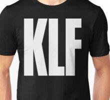 KLF Logo (White) Unisex T-Shirt