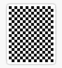 Ska Checkerboard Sticker