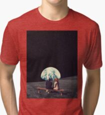 We Used To Live There Tri-blend T-Shirt