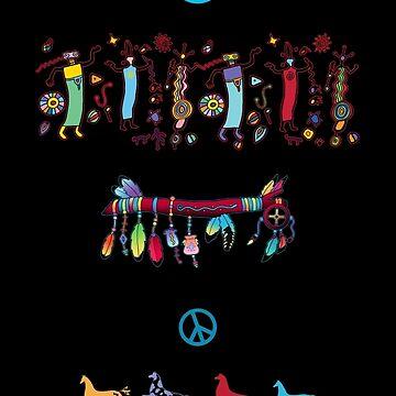 Medicine Wand by Sushila