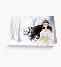 [Labyrinth] Winter Winds - Sarah Greeting Card