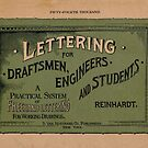 Lettering for Draftsmen, Engineers and Students, 1920 by designobserver