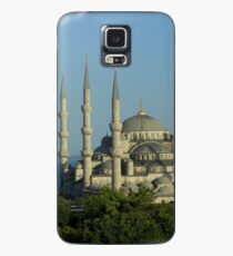 Blue Mosque Case/Skin for Samsung Galaxy