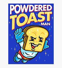 Super Toast Man Photographic Print