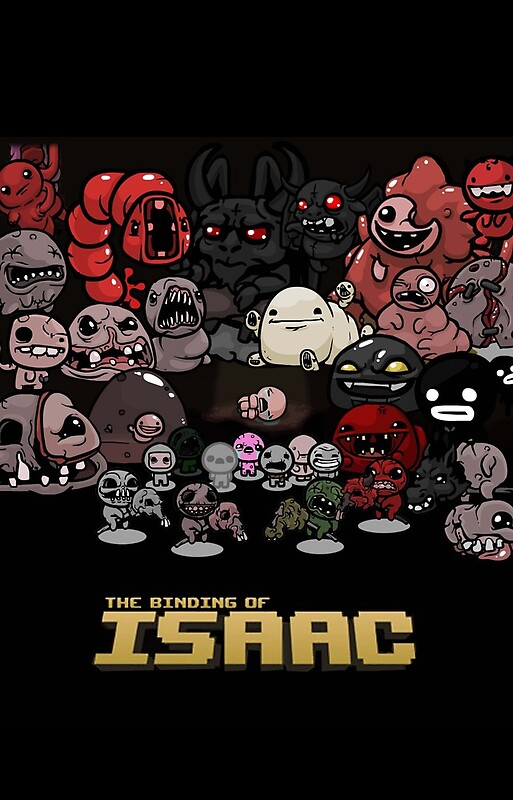 Binding Of Isaac Bedroom: The Binding Of Isaac: Samsung Galaxy Cases & Skins For S7