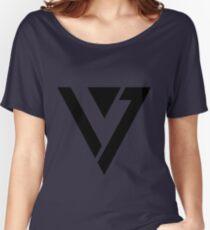 SEVENTEEN KPOP Women's Relaxed Fit T-Shirt