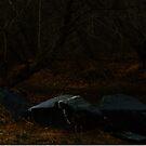 Dark Embankment by iheartdenver