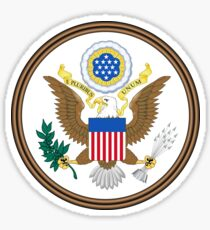 Great Seal of the United States Sticker