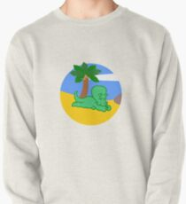 Triceratopless (image only) Pullover