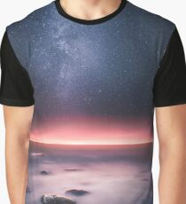 Surrender of the Universe Graphic T-Shirt