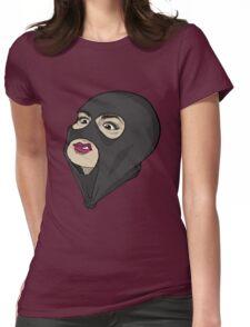Wild Femininity Womens Fitted T-Shirt