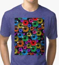 Hexopticon Tri-blend T-Shirt