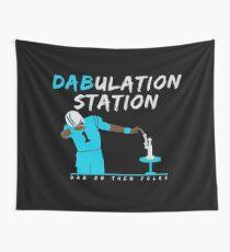 Dabulation Station Wall Tapestry