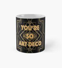 Art Deco Tasse (Standard)