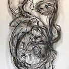 snakes tango by evon ski
