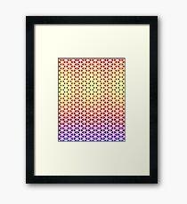 Cognitron Framed Print