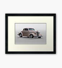 1936 Chevrolet Coupe Framed Print